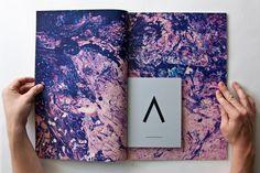 BECK Magazine on Editorial Design Served