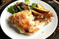 Think you can't eat well on a budget,  think again.   Chicken leg quarters make it easy,  and if you have a family of  leg lovers  like ...
