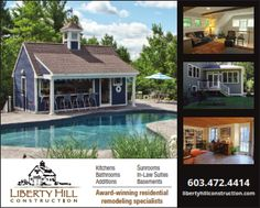 Liberty Hill, Print Ads, Sunroom, Over The Years, Mansions, House Styles, Design, Home Decor, Mansion Houses