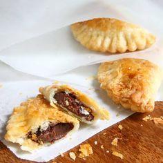 Nutella Hand Pies