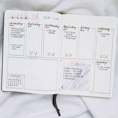 minimal fine line Bullet journal weekly layout // bujo ( Bullet Journal Design, Bullet Journal Organisation, Bullet Journal Weekly Layout, Bullet Journal 2019, Bullet Journal Spread, Bullet Journal Inspo, Journal Diary, My Journal, Journal Inspiration