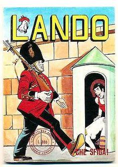 LANDO-106-77-Che-sfiga-Ediperiodici-fumetto-erotico