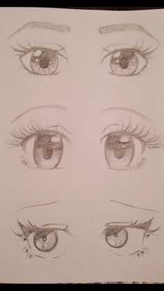 Anime Eyes Anime - Style de tatouage - Best Picture For Tattoo Style blac Anime Drawings Sketches, Cool Art Drawings, Pencil Art Drawings, Anime Sketch, Manga Drawing, Manga Art, Pencil Sketching, Tattoo Drawings, How To Draw Anime Eyes