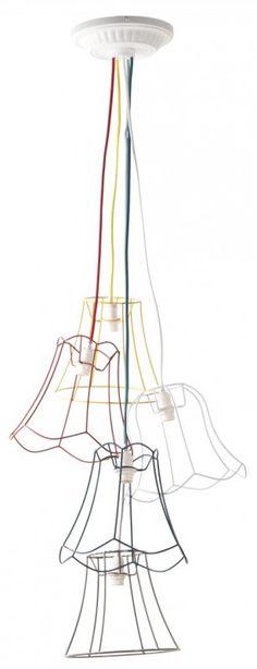 Zuiver Granny Wire Hanglamp Colour | HANG- & PLAFONDLAMPEN | STAYATHOME