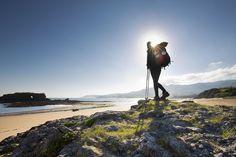 Las imágenes más bellas del Camino de Santiago en Asturias
