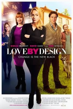 """Its a Wonderful Movie - Your Guide to Family Movies on TV: """"Love By Design"""" - an UP Premiere Movie"""