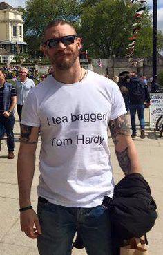 Tom Hardy - May 2015