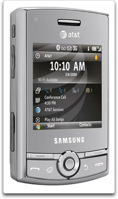 AmazonWireless: Samsung Propel Pro i627 Phone, Gray (