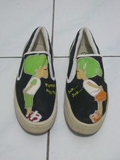 10 Best Sepatu Lukis images  71f061a89f