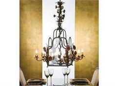 Lampadari in ferro battuto collezione Alpetra