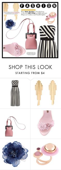 """""""Hot : Perrin Paris La Minaudière"""" by mlaurag0 ❤ liked on Polyvore featuring Coast, Clarice Price Thomas, Perrin, Sophia Webster, Accessorize and Eshvi"""