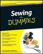 Sewing For Dummies free ebook download