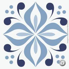 Kit of stickers for kitchen tiles with 25 pieces, confe-Kit de adesivos para azulejos de cozinha com 25 peças, confeccionadas em vinil … Kit of adhesives for kitchen tiles with 25 pieces, made of adhesive vinyl, in sizes or - Stencil Patterns, Stencil Painting, Stencil Designs, Ceramic Painting, Tile Patterns, Ramadan Crafts, Barn Quilts, Tile Art, Mandala Art