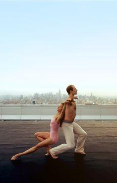 New York City Ballet, New Beginnings, Maria Kowroski and Ask la Cour