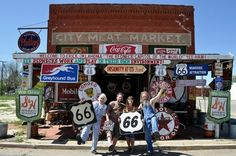 7 #Ghost Towns to Visit on a Route 66 Road Trip ...