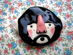 Clay Face Anthony by tuesdaybassen on Etsy