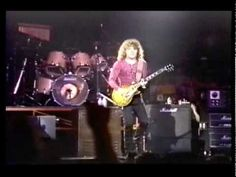 Gary Richrath was the lesd guitar player for the group REO Speedwagon when this video was recorded.