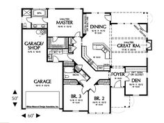 Plan 034H-0009 - Find Unique House Plans, Home Plans and Floor Plans at TheHousePlanShop.com