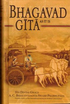 Distribute the Vedic knowledge of #BhagavadGita to the world!