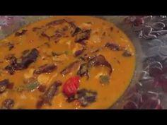 Congolese Food Mayembo Na Mbisi Ya Mbotomoko