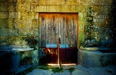 The Door by Frans Peter Verheyen