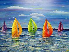 Google Image Result for http://www.paintingsilove.com/uploads/4/4444/colourful-sailboats.jpg