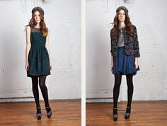 wren - in love with the dress on the left