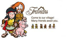 #Welcome :-) Join us at http://www.travians.com and have fun with #travians