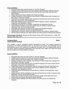 teradata resume