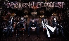 NOCTURNAL BLOODLUST's new look! (group)