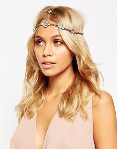Buy ASOS Occasion Crystal Hair Crown at ASOS. Get the latest trends with ASOS now. Asos, Crown Hairstyles, Wedding Hairstyles, Wedding Outfits For Women, Floral Crown, Floral Hair, Crystal Crown, Wedding Season, Hair Crown