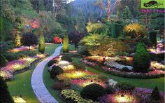 "Butchart Gardens,Canada"" #Most #Famous #Garden #In #The #World ..."