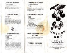 Door County Cherry Bounce Recipe
