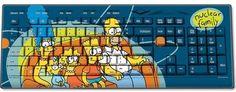 Simpsonowa klawiatura.