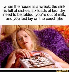 This happens all the time. As a stay at home mom someda… moeder meme citeert YASSS ! Als een verblijf thuis moeder, viel ik op een dag Funny Mom Memes, Funny Quotes, Funny Stuff, Mum Memes, Funny Things, Sarcasm Quotes, 9gag Funny, Funny Moments, Funny Texts