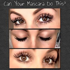 Younique mascara will give you amazing lashes.  Get up to 400% increase with just one coat, more as you add layers.  Try it worry free for two weeks, if you don't love it return it.  #youniquemascara Double click the photo to get yours today. https://www.youniqueproducts.com/lashestothemax/products/view/US-11101-02#.VlYUz78hNaY