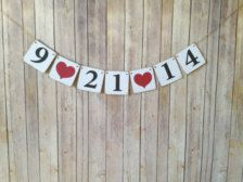 Wedding Signs, Bride & Groom Signs - Wedding Decorations