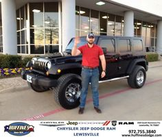 https://flic.kr/p/PQECHS | #HappyBirthday to Bret from Mark Gill at Huffines Chrysler Jeep Dodge Ram Lewisville! | deliverymaxx.com/DealerReviews.aspx?DealerCode=XMLJ