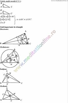 Formule matematica gimnaziu 5 8 Formule si teorie Geometrie plana si in spatiu si Trigonometrie pagina 5 Desktop, Abs, Chart, Geometry, Crunches, Abdominal Muscles, Killer Abs, Six Pack Abs