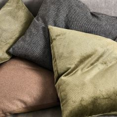 Our felt cushion is made from 100% organic wool and is a great way to add texture to your lounge, armchair or bed.