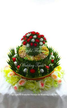 Paan bouquet