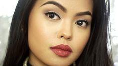 Riverdale 'Veronica Lodge' Makeup Tutorial | AnaVictorino