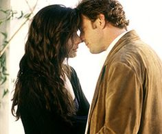 "Sandra Bullock & Aidan Quinn en ""Practicamente Magia""/ ""Practical Magic"""