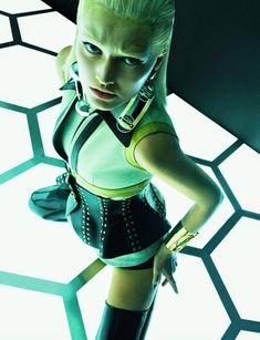 Toni Garrn In 'Galactica' By Greg Kadel For Numéro #159 December 2014/January2015 - 3 Sensual Fashion Editorials | Art Exhibits - Anne of Carversville Women's News