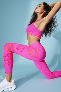Leggings Fitness Outfits, Workout Attire, Sports Leggings, Workout Tops, Crop Tops, Stylish, Cute, Pants, Clothes