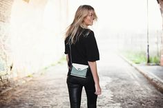 Mulberry Delphie Bag Styled By Camille - Journal | Mulberry