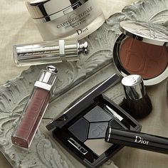 Step up your glam with Dior Beauty.