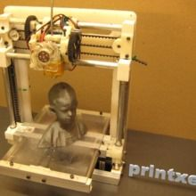 printxel, I went in at the $1. 3D printing right at your home!