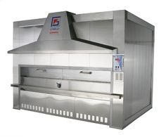 Cinelli Classic Series Revolving Oven T4-P8D - New Gas Rev Ovens | BakeryEquipment.com is your bakery equipment source! New and Used Bakery Equipment and Baking Supplies.