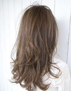 ちょいエレガントヘア(HY-195) | ヘアカタログ・髪型・ヘアスタイル|AFLOAT(アフロート)表参道・銀座・名古屋の美容室・美容院